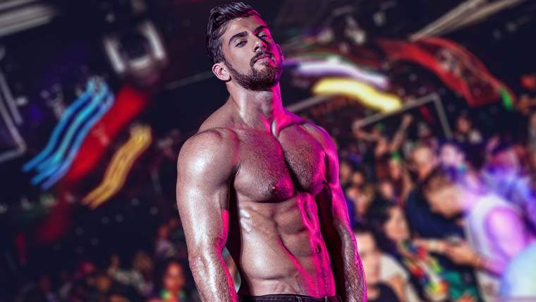 Male Strippers | Edinburgh Male Strip Show