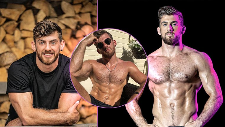 Male Strippers | Who is Dreamboys Star & Channel 4 The Bridge Contestant Zac Smith?