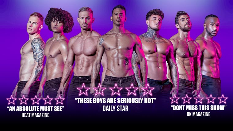 Male Strippers | Dreamboys Reviews