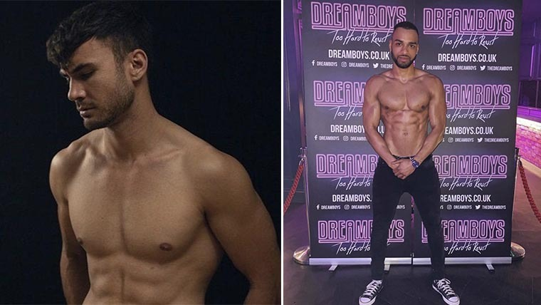 Male Strippers | DREAMBOYS ARE REOPENING!