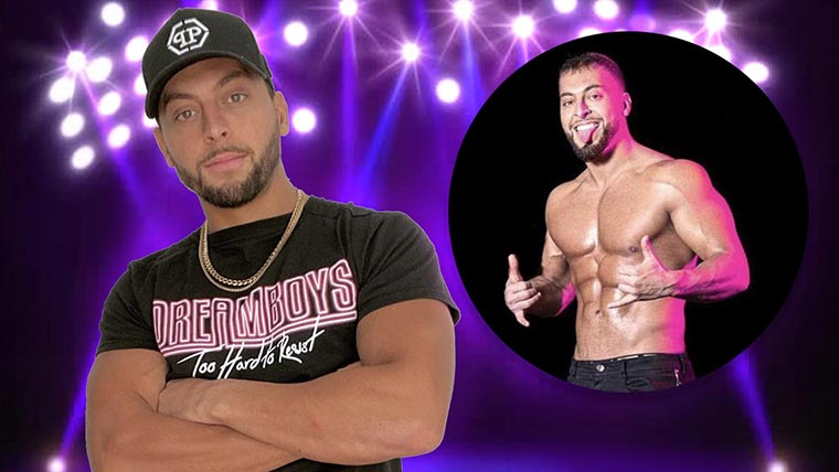 male strip show blog | Birmingham Dreamboys: Who is Chambers?