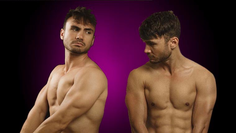 male strip show blog | London Dreamboys: Who is Javier?