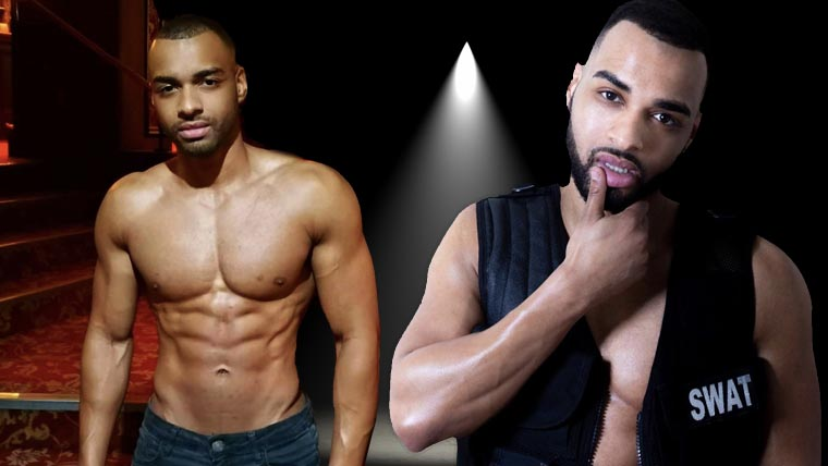 Male Strippers | London Dreamboys: Who is Mikey?