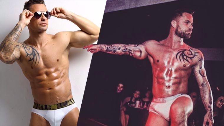 Male Strippers | Dreamboys London: Who is Gary?