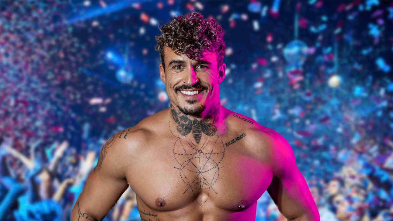 Male Strippers | The Ultimate Hen Party Inspiration Guide for hen weekends