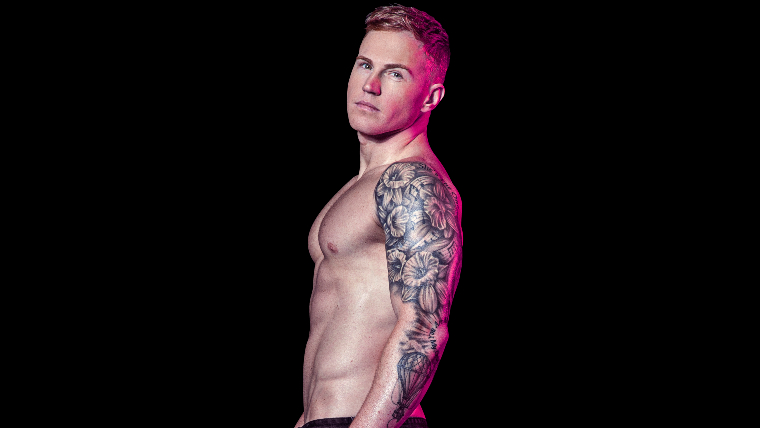 male strip show blog | Kane Silver Dreamboys