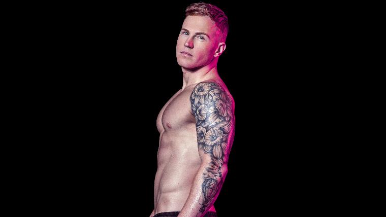 Male Strippers | Kane Silver Dreamboys